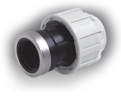50mm mdpe x 1 female bsp for 90mm soil pipe collar