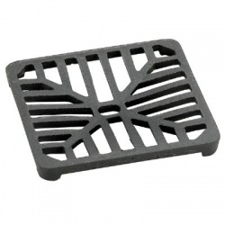 "9'' x 9'' x ½"""" Cast Iron Gully Grid (229 x 229 x 13mm)"