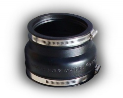 121-136mm x 100-115mm Flexible Adaptor