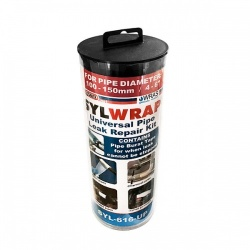 Sylwrap Universal Pipe Repair Kit (100mm - 150mm pipes)