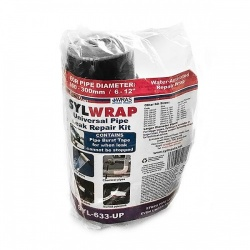 Sylwrap Universal Pipe Repair Kit (150mm - 300mm pipes)