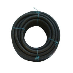 125mm Perforated Land Drain x 50m Coil