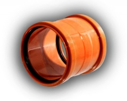 110mm Double Socket Repair Coupling