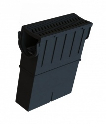 Channel Sump Unit with HDPE Grate STDPSUMP