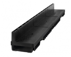 Low Profile Hi-Slot Channel Drainage x 1m