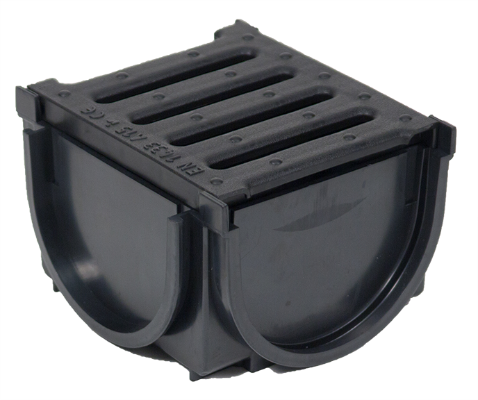 Dek Drain Junction Box Plastic Grate Www Drainageshop Co Uk
