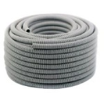 25mm Perforated Land Drain x 250m Coil