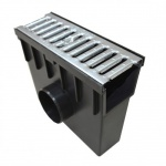 Low Profile Sump Unit Galvanised Grate