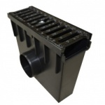 Low Profile Sump Unit Plastic Grate