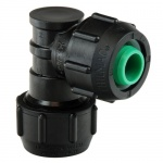 125mm 90˚ Land Drainage Elbow