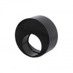32mm x 21.5mm Black Reducer