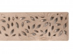 NDS Botanical Decorative Channel Grate Sand x 900mm