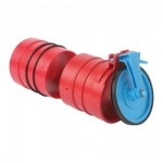 Non-Return Valve - for 110mm Plastic Pipe - retrofit