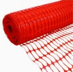 Orange Barrier Fencing Standard 1m x 50m