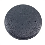 460mm dia B125 Ductile Cover & Frame