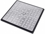 450mm x 450mm Steel Cover PP Frame 2.5tonne Pedestrian Duty PC5AG