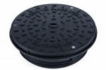 320mm B125 D/I Round Cover CD 1649 KMB