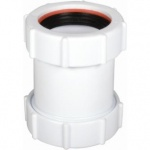 50mm Waste Compression Coupling