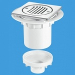McAlpine TSG2T6SS Shower Gully