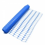 Blue Barrier Fencing Standard 1m x 50m