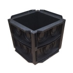 300mm x 300mm x 320mm deep Duct Access Box