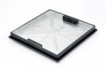 320mm  Recessed Manhole Cover & Frame 46mm deep