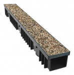 A15 Drainage Channel x 1m Gravel Top