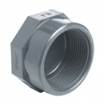 25mm Land Drainage End Cap